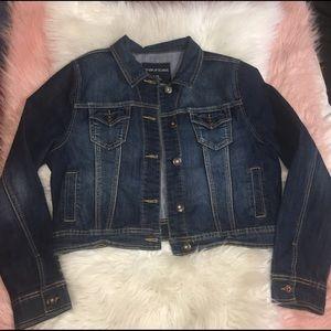 Maurice's ~ Dark Wash Jean Jacket